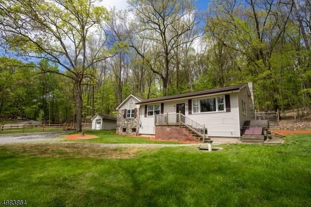 36 Danville Mountain Rd, Liberty Twp., NJ 07838 (MLS #3635279) :: Weichert Realtors