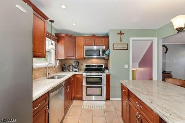 200 Carolyn Ave, Woodbridge Twp., NJ 07067 (#3635287) :: Daunno Realty Services, LLC