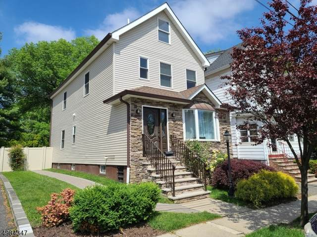 23 Nutman Pl, West Orange Twp., NJ 07052 (MLS #3635324) :: Coldwell Banker Residential Brokerage