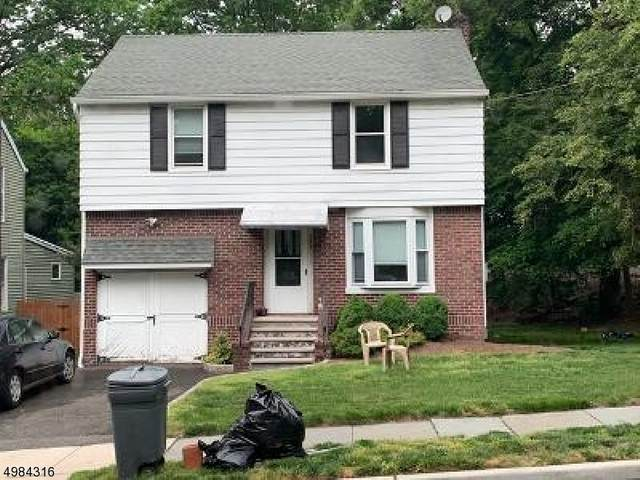 286 Highfield Ln, Nutley Twp., NJ 07110 (MLS #3635374) :: William Raveis Baer & McIntosh