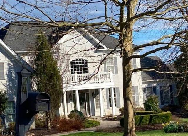 24 Ridgeline Dr, Washington Twp., NJ 07853 (MLS #3635425) :: Weichert Realtors