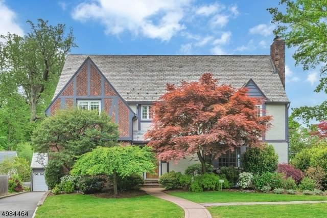 57 Llewellyn Rd, Montclair Twp., NJ 07042 (MLS #3635438) :: Coldwell Banker Residential Brokerage