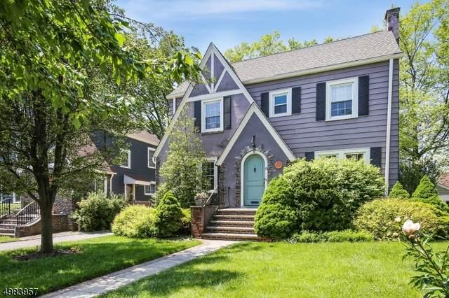 13 Colgate Rd, Maplewood Twp., NJ 07040 (MLS #3635460) :: Coldwell Banker Residential Brokerage