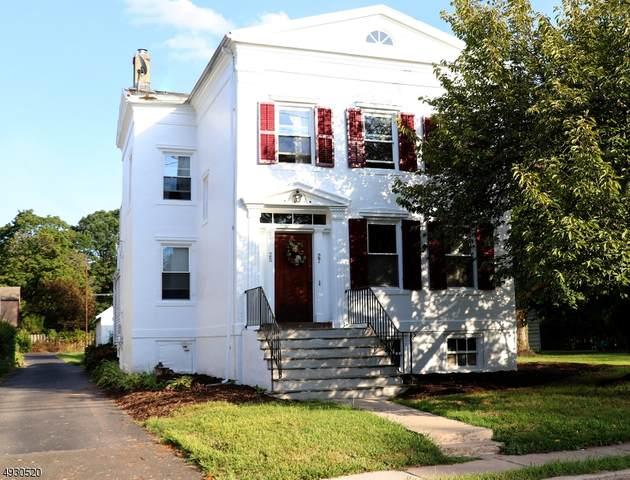 27 E Main St, Flemington Boro, NJ 08822 (MLS #3635465) :: Zebaida Group at Keller Williams Realty