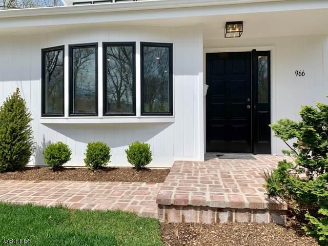 966 Andover Ter, Ridgewood Village, NJ 07450 (MLS #3635471) :: Coldwell Banker Residential Brokerage