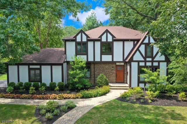 51 Garden Ave, Chatham Boro, NJ 07928 (MLS #3635485) :: Zebaida Group at Keller Williams Realty