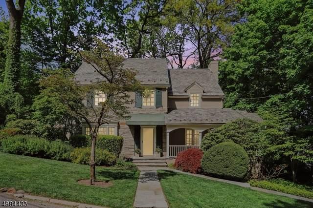 21 Crestwood Dr, Maplewood Twp., NJ 07040 (MLS #3635494) :: William Raveis Baer & McIntosh