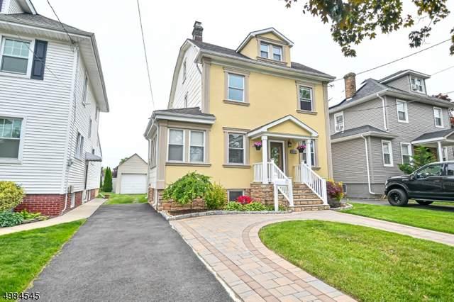 1711 Orchard Ter, Linden City, NJ 07036 (MLS #3635503) :: SR Real Estate Group