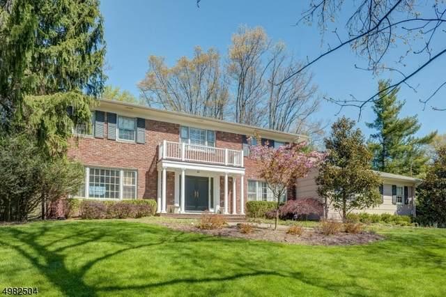 50 Far Brook Dr, Millburn Twp., NJ 07078 (MLS #3635514) :: SR Real Estate Group