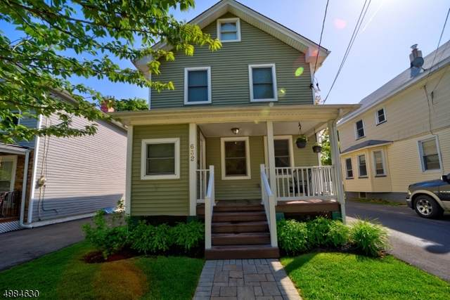 632 Seminary Ave, Rahway City, NJ 07065 (MLS #3635574) :: The Dekanski Home Selling Team