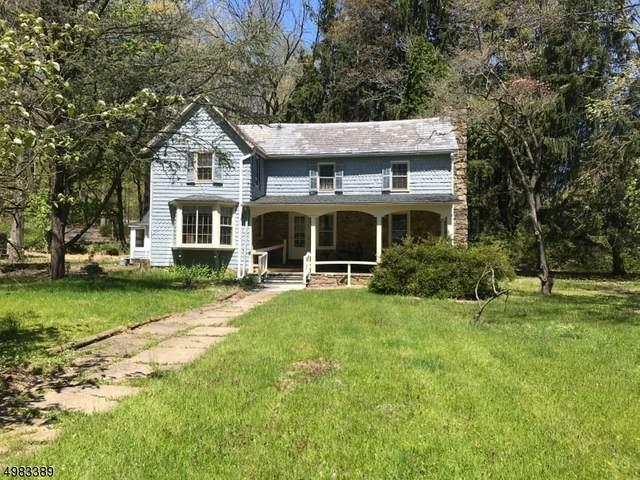 32 Longview Road, Tewksbury Twp., NJ 08833 (MLS #3635582) :: The Dekanski Home Selling Team