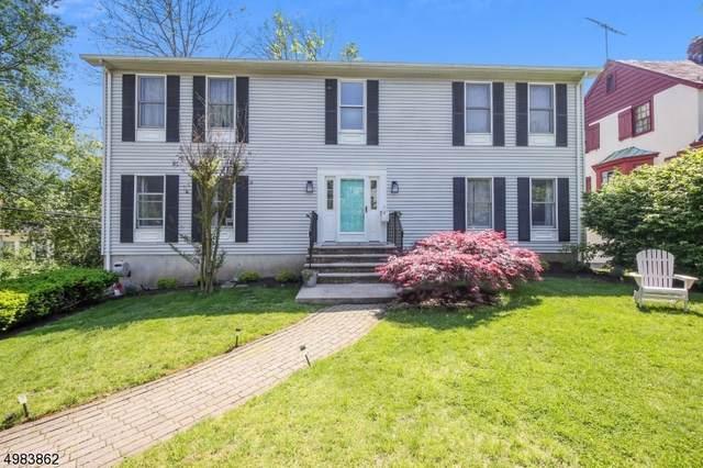 366 Thornden St, South Orange Village Twp., NJ 07079 (MLS #3635619) :: Coldwell Banker Residential Brokerage