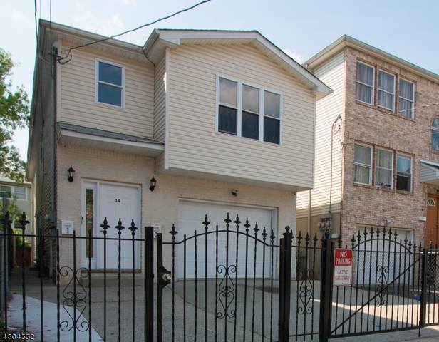 34 N 12Th St, Newark City, NJ 07107 (#3635621) :: Nexthome Force Realty Partners