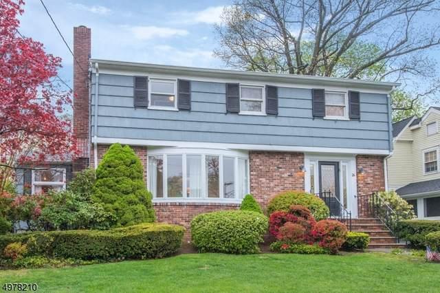 26 Stonehouse Rd, Bloomfield Twp., NJ 07028 (MLS #3635631) :: William Raveis Baer & McIntosh