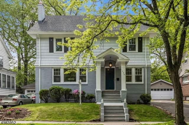 134 S Kingman Rd, South Orange Village Twp., NJ 07079 (MLS #3635638) :: Coldwell Banker Residential Brokerage
