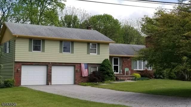 1 Oak Tree Rd, Fredon Twp., NJ 07860 (MLS #3635642) :: The Sikora Group