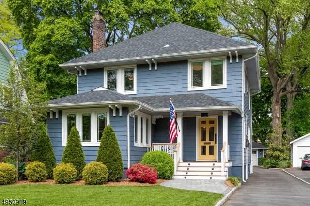 319 Tichenor Ave, South Orange Village Twp., NJ 07079 (MLS #3635665) :: Coldwell Banker Residential Brokerage