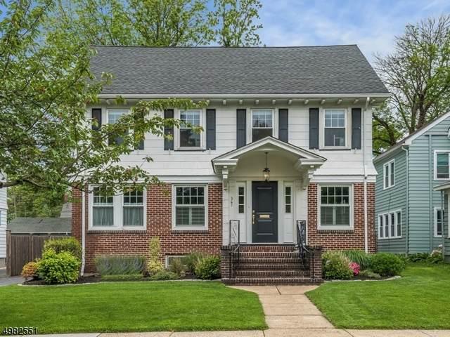 341 Tichenor Ave, South Orange Village Twp., NJ 07079 (MLS #3635682) :: Coldwell Banker Residential Brokerage
