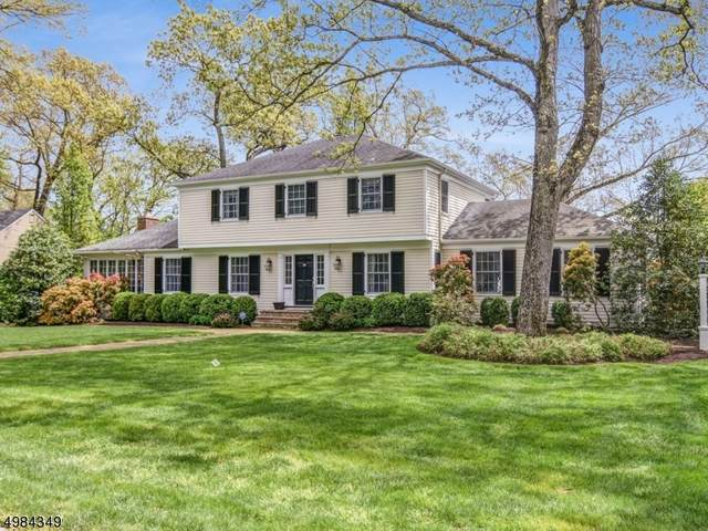 71 Huron Dr, Chatham Twp., NJ 07928 (MLS #3635695) :: Coldwell Banker Residential Brokerage