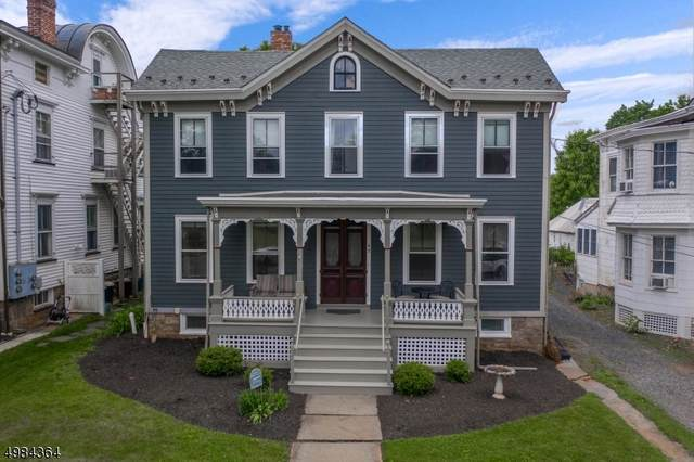 45 Broad Street, Flemington Boro, NJ 08822 (MLS #3635720) :: Weichert Realtors