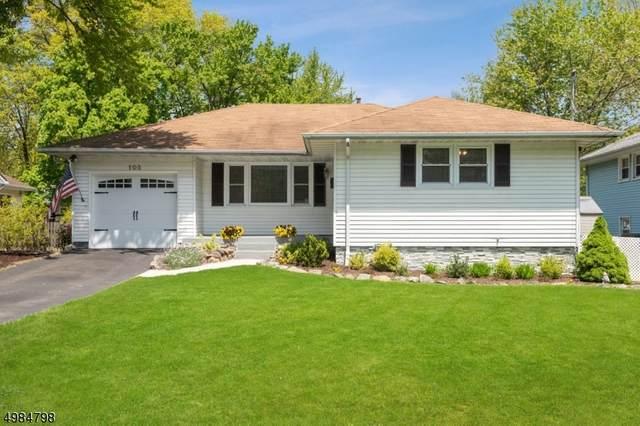 105 Hawthorne Dr, New Providence Boro, NJ 07974 (MLS #3635743) :: The Dekanski Home Selling Team