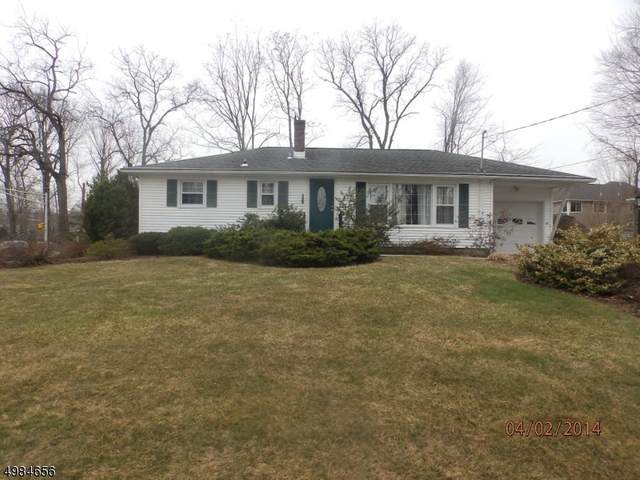 1 Woodfield Dr, Hanover Twp., NJ 07981 (MLS #3635744) :: William Raveis Baer & McIntosh