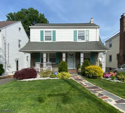 154 North Rd, Nutley Twp., NJ 07110 (MLS #3635770) :: William Raveis Baer & McIntosh