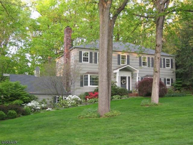 26 Tanglewood Ln, Chatham Twp., NJ 07928 (MLS #3635778) :: Coldwell Banker Residential Brokerage