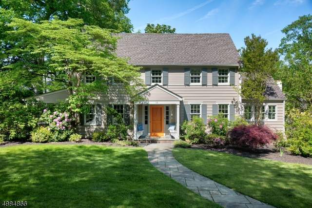 10 South Crescent, Maplewood Twp., NJ 07040 (MLS #3635787) :: Coldwell Banker Residential Brokerage