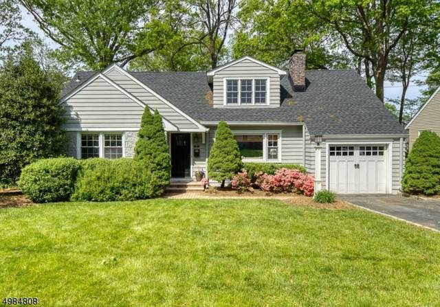 22 Yarmouth Rd, Chatham Twp., NJ 07928 (MLS #3635795) :: Coldwell Banker Residential Brokerage