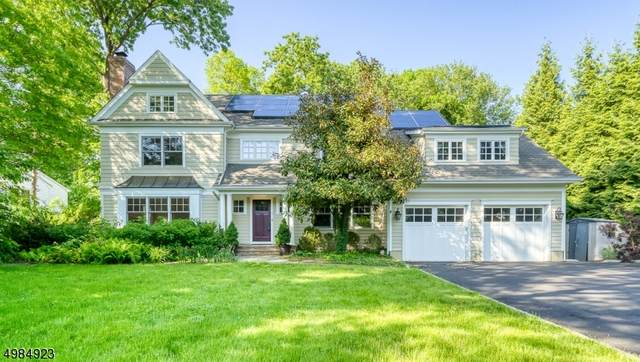 13 Oak Hill Rd, Chatham Twp., NJ 07928 (MLS #3635807) :: Coldwell Banker Residential Brokerage