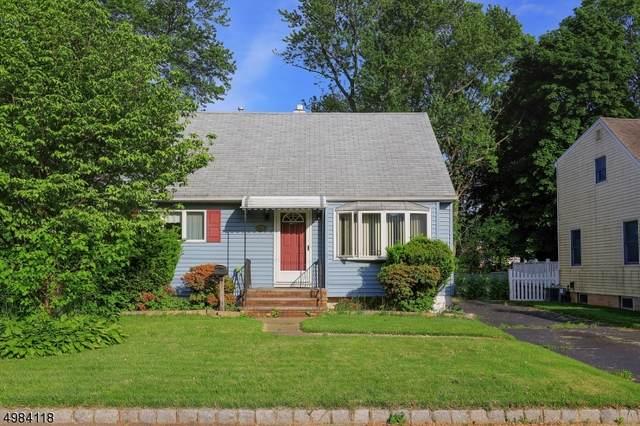84 Hutchinson St, Clark Twp., NJ 07066 (#3635813) :: Daunno Realty Services, LLC