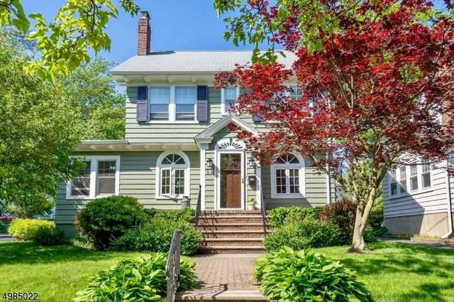 81 Oakview Ave, Maplewood Twp., NJ 07040 (MLS #3635896) :: Coldwell Banker Residential Brokerage
