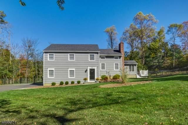 25 Valley View Rd, Warren Twp., NJ 07059 (MLS #3635897) :: The Raymond Lee Real Estate Team