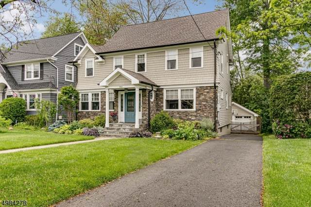 751 Fairacres Ave, Westfield Town, NJ 07090 (MLS #3635934) :: The Dekanski Home Selling Team