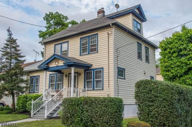 619 Jefferson Ave, Rahway City, NJ 07065 (MLS #3635945) :: The Dekanski Home Selling Team