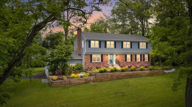 1478 Long Hill Rd, Long Hill Twp., NJ 07946 (MLS #3635954) :: William Raveis Baer & McIntosh