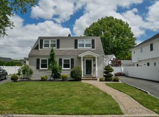 1 Alan Ct, Clark Twp., NJ 07066 (#3635955) :: Daunno Realty Services, LLC
