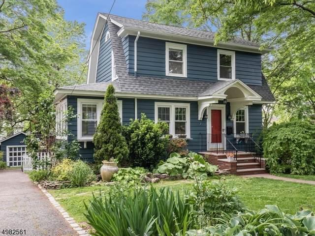 7 Suffolk Ave, Maplewood Twp., NJ 07040 (MLS #3635986) :: Coldwell Banker Residential Brokerage