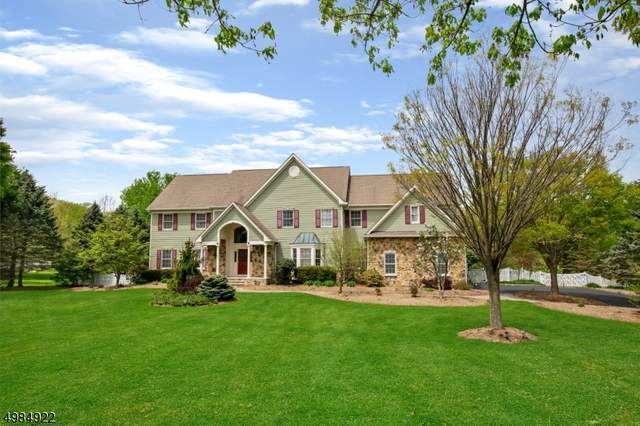 12 Pace Farm Road, Tewksbury Twp., NJ 07830 (MLS #3636011) :: Weichert Realtors