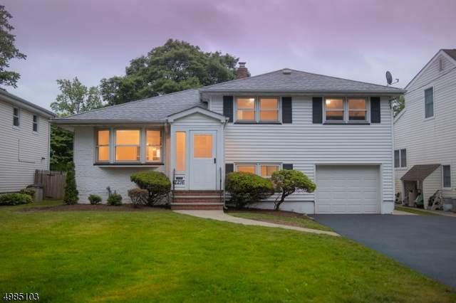 2216 Lyde Pl, Scotch Plains Twp., NJ 07076 (MLS #3636027) :: The Raymond Lee Real Estate Team