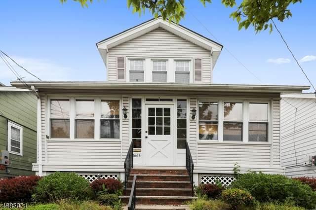 1664 Edmund Ter, Union Twp., NJ 07083 (MLS #3636090) :: The Dekanski Home Selling Team