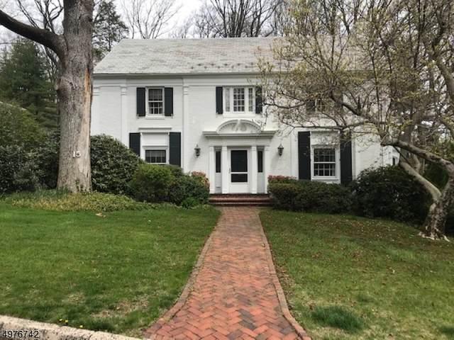 15 Lewis Dr, Maplewood Twp., NJ 07040 (MLS #3636109) :: Coldwell Banker Residential Brokerage