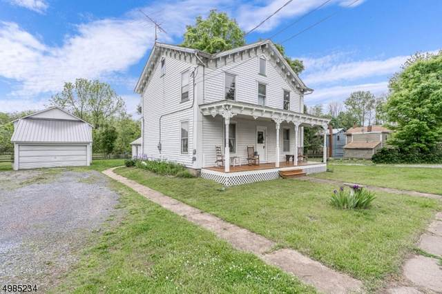 4 Little York Pattenburg, Alexandria Twp., NJ 08848 (MLS #3636176) :: Coldwell Banker Residential Brokerage