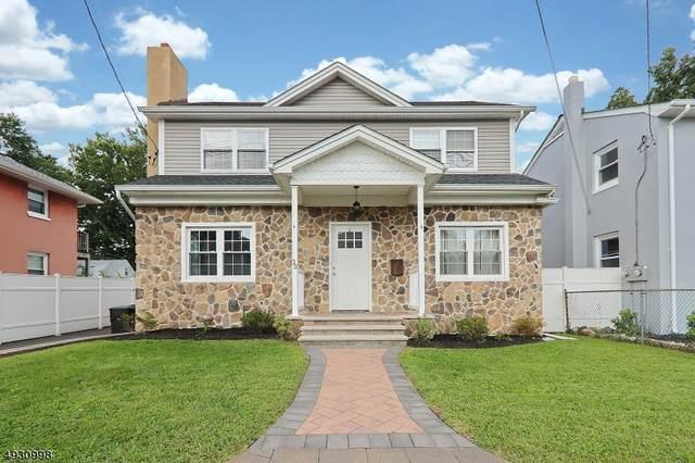 30 N 8Th St, Kenilworth Boro, NJ 07033 (MLS #3636178) :: The Dekanski Home Selling Team