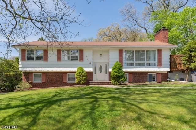 602 Joan Ct, Mount Arlington Boro, NJ 07850 (MLS #3636180) :: Coldwell Banker Residential Brokerage