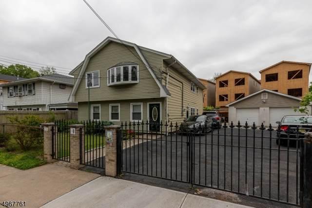 1386 Lower Rd, Elizabeth City, NJ 07208 (MLS #3636191) :: Vendrell Home Selling Team