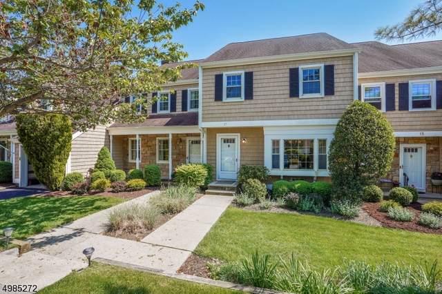 17 Pembroke Dr, Mendham Boro, NJ 07945 (MLS #3636208) :: Coldwell Banker Residential Brokerage