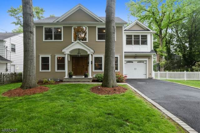 8 Elmwood Pl, Millburn Twp., NJ 07078 (MLS #3636221) :: Coldwell Banker Residential Brokerage