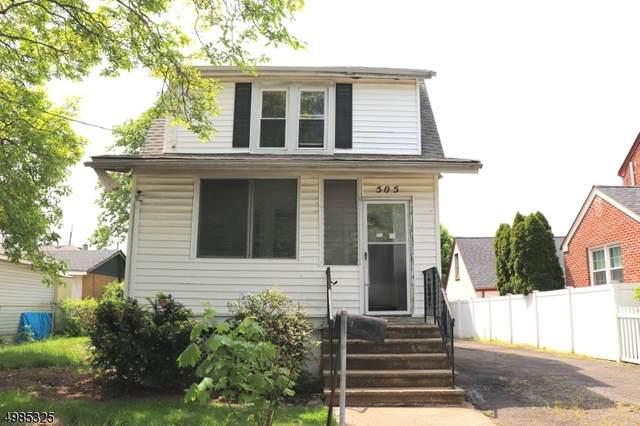 505 Francis Ave, Woodbridge Twp., NJ 07095 (MLS #3636227) :: REMAX Platinum